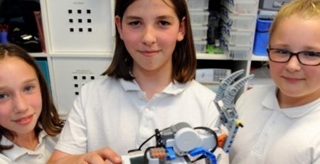 Holbrook robotics club