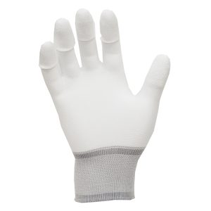 ESD PU Tip Gloves Nylon