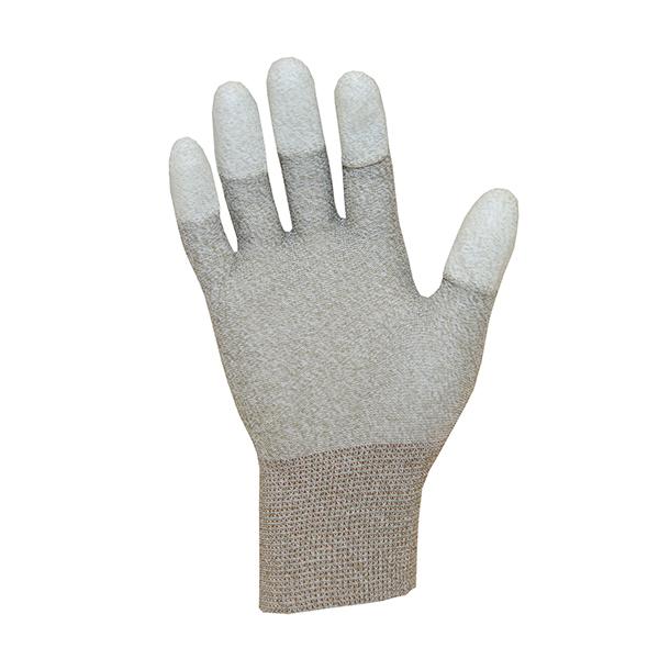 ESD PU Tip Gloves - Copper