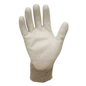 ESD PU Palm gloves - copper