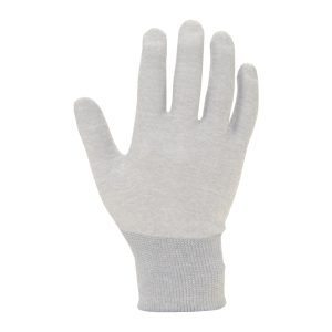 ESD Seamless Knit Gloves Carbon