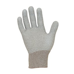 ESD Seamless Knit Gloves Copper
