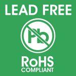 Pb Lead Free Labels