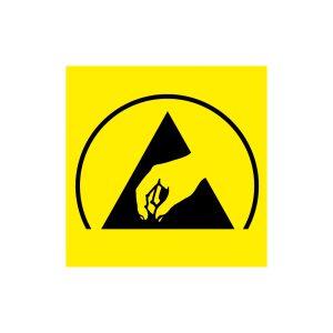 ESD Caution Label
