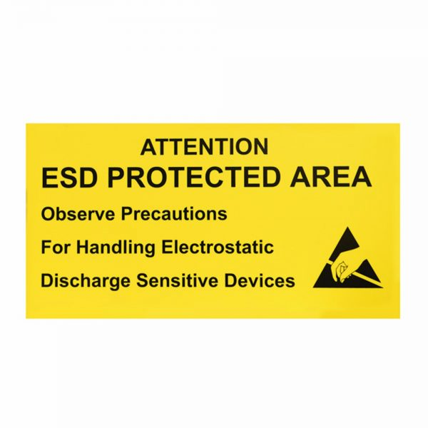 055-0006-ESD-Protected-Area-Sign