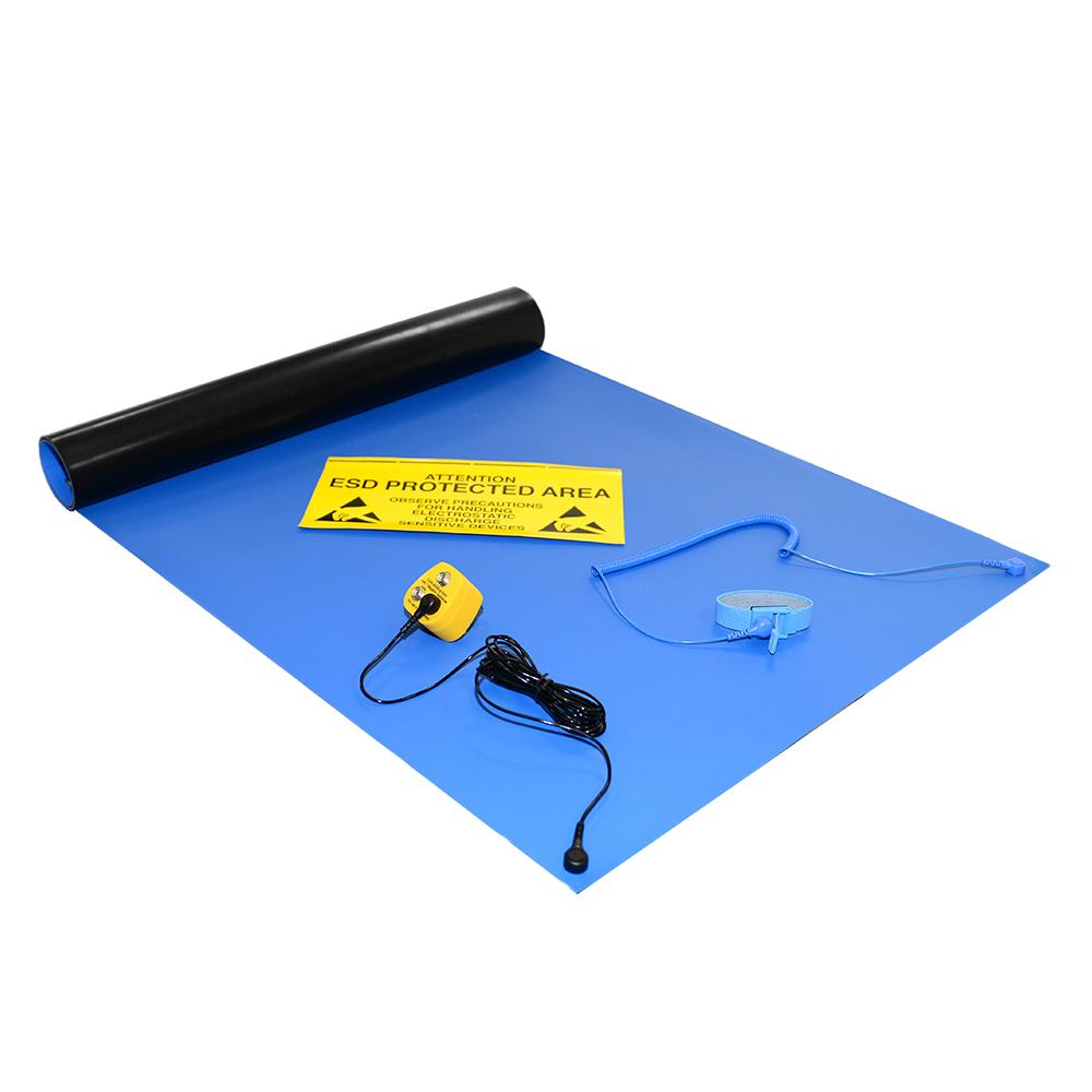 ESD Workstation Kit Blue