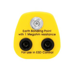 Earth Bonding Plug - Front