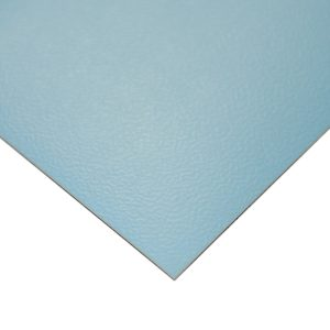 Blue textured matting