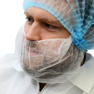 Cleanroom Beard Snood