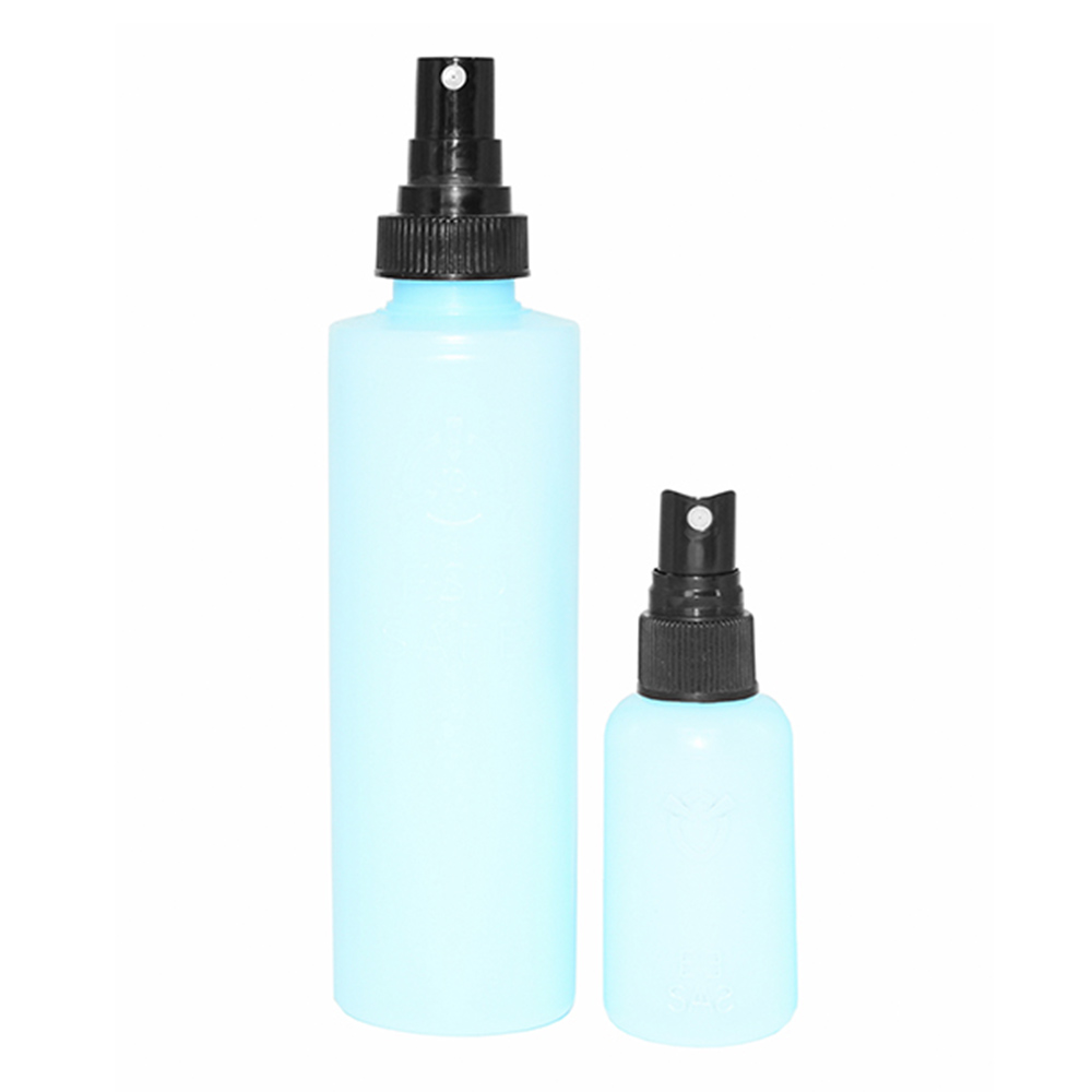 ESD Pump action bottle