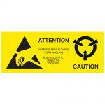 ESD Caution Label Global