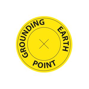 Common Grounding Point Label