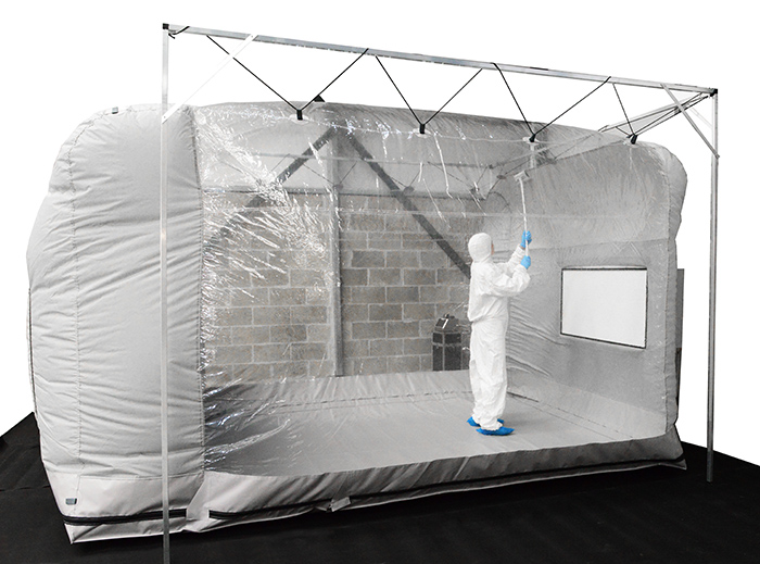cleanroom tent  sc 1 st  Antistat ESD Protection & Portable Cleanroom Tent - Antistat ESD Protection