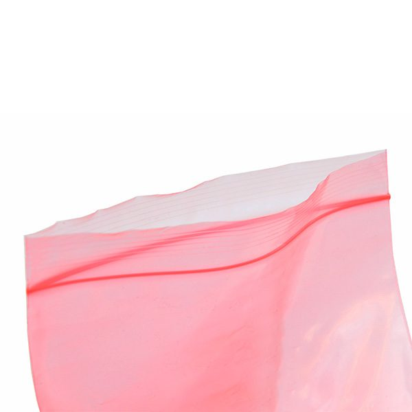 pink-antistatic-poly-bags-gripseal-view