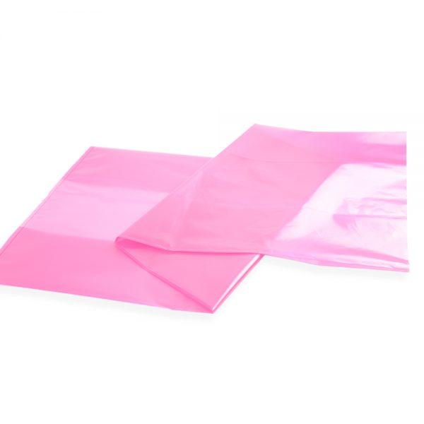 Pink Gusset bag (1)