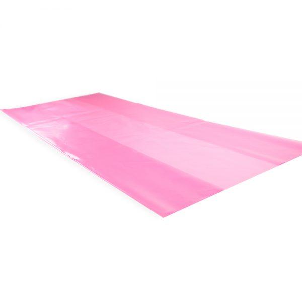 Pink Gusset Bag