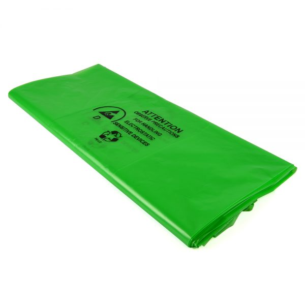 ESD Refuse Sack – Green
