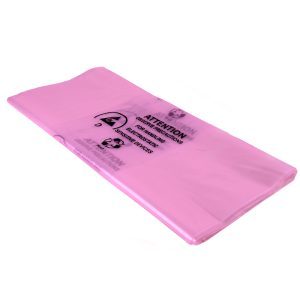 ESD Refuse Sacks Pink
