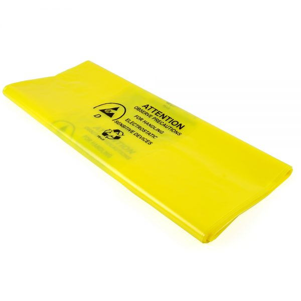 ESD Refuse Sack – Yellow