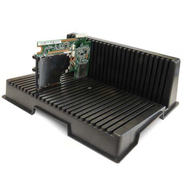 Conductive PCB Rack