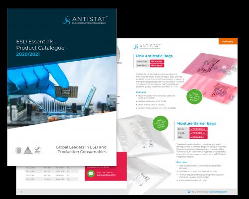 ESD Essentials Product Catalogue