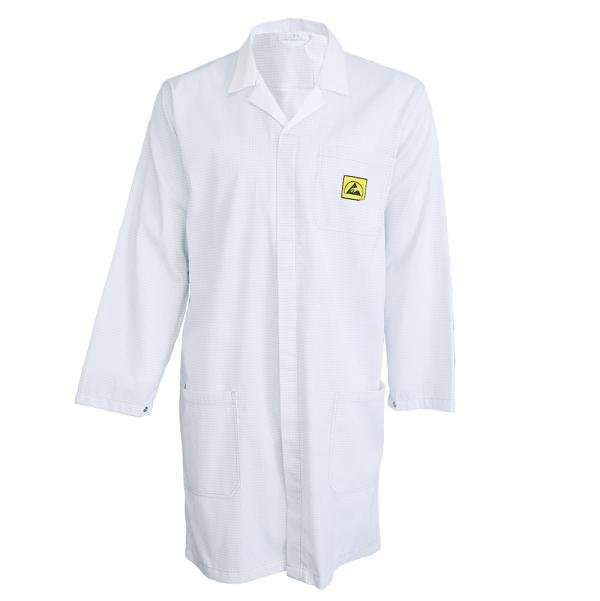 Lab Coat Hi-Res White