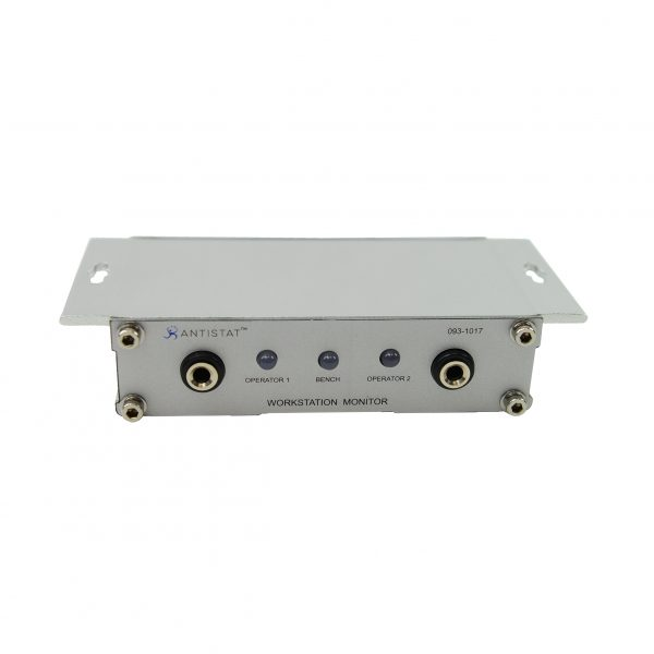 093-1017 Antistat Workstation monitor front