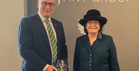 Queens Award for Enterprise 2020